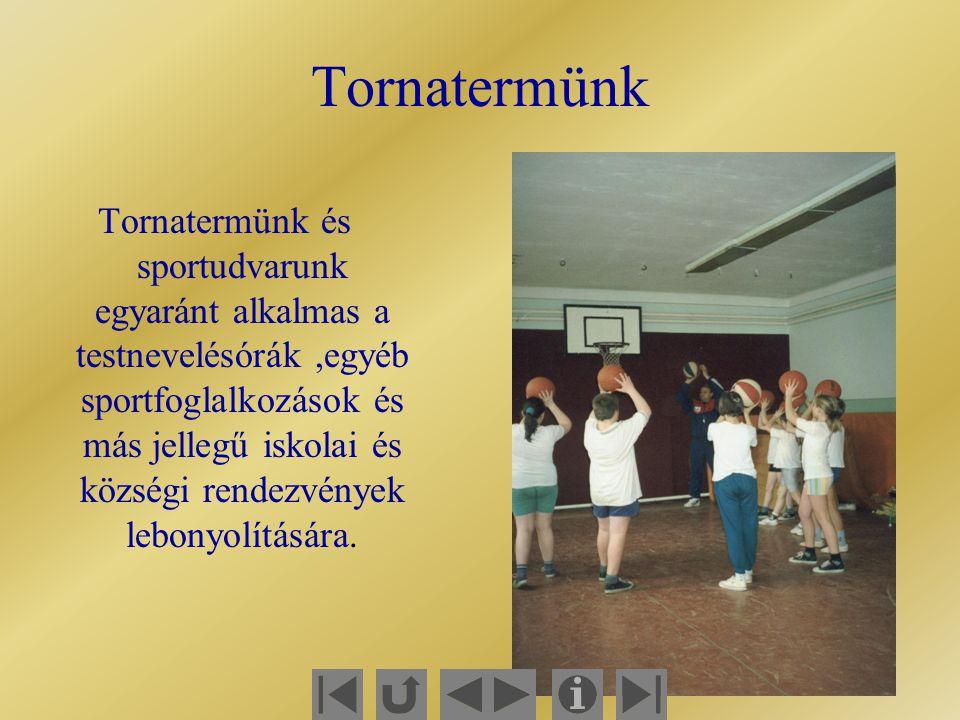 Tánccsoportok Néptáncosaink és majorette csoportunk nemcsak iskolai, hanem községi rendezvényeken is részt vesznek.