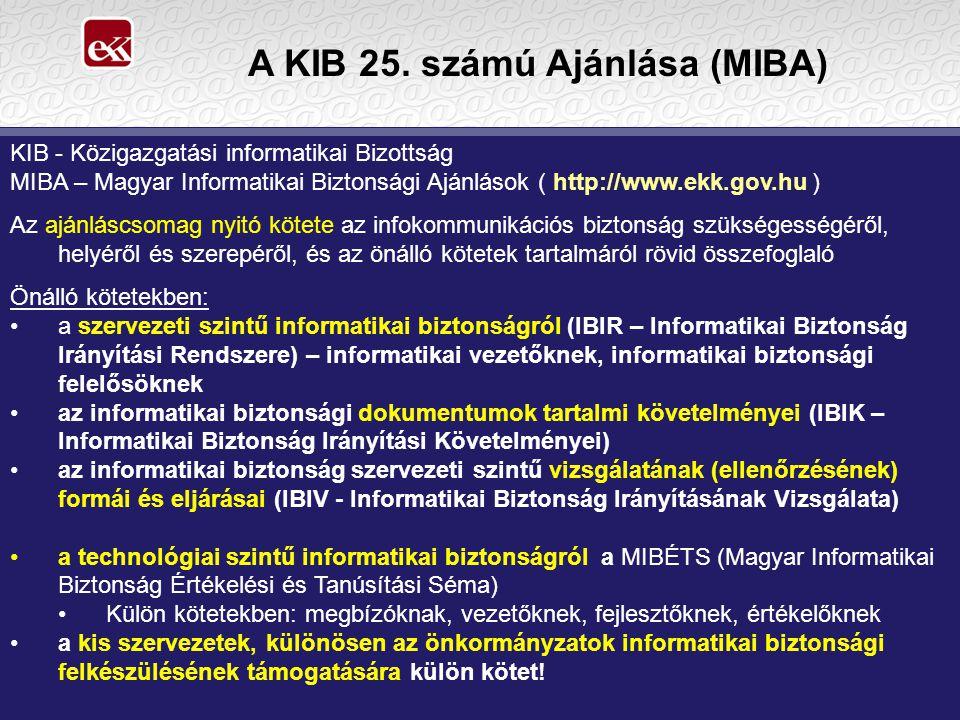 A KIB 25.