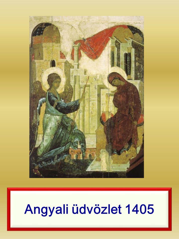 Angyali üdvözlet 1405