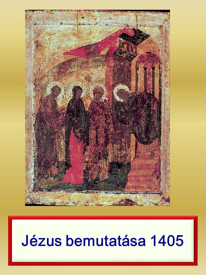 Jézus bemutatása 1405