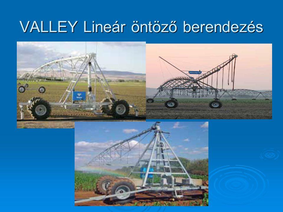 VALLEY Lineár öntöző berendezés