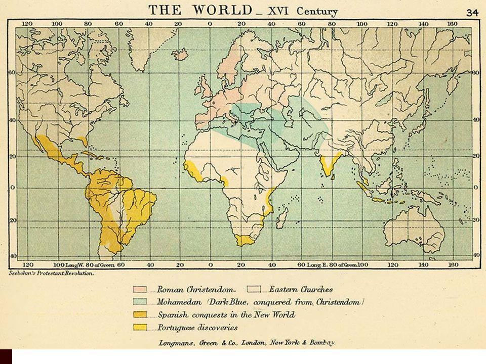 A hittérítés  Példák: A portugálok korai afrikai próbálkozásai kevés sikerrel jártak  kivétel: I.