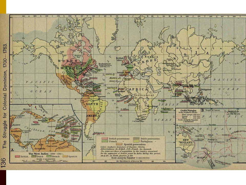 A hittérítés  Kanada 1530-as évektől fedezik fel a partvidéket, 1600 elején alapítják az első településeket (Quebec, Montreal) főleg prémvadászok és jezsuita misszionáriusok érkeznek A barátságos algonkin és a földművelő huron indiánok körében kezdeti sikerek, a harcias irokézekhez jóval nehezebb volt közeledni  Fontos: az európaiak mögött nem állt ott az anyaország ereje, nem is hódítóként léptek föl, és nem is tekintették őket felettes hatalomnak Az indiánokkal való találkozások viszont változatosak maradtak, mindig hordoztak kockázatot