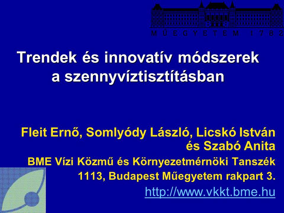 Az előadás céljai A szennyvíztechnológia fejlődéstörténete A technika történet tanulságai Esettanulmányok és példák a hazai fejlesztési lehetőségekre