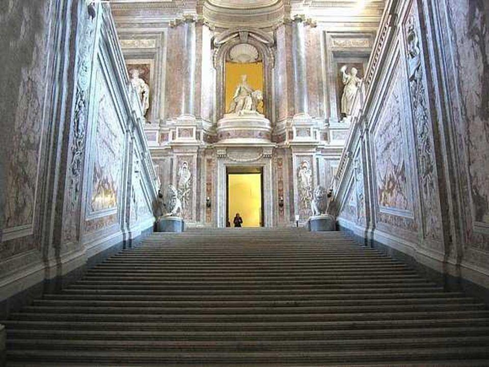 A bejárati Lépcsősor