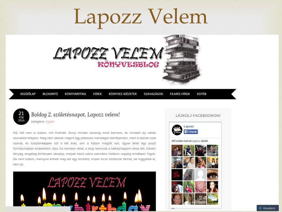  Ildikó könyves blogja
