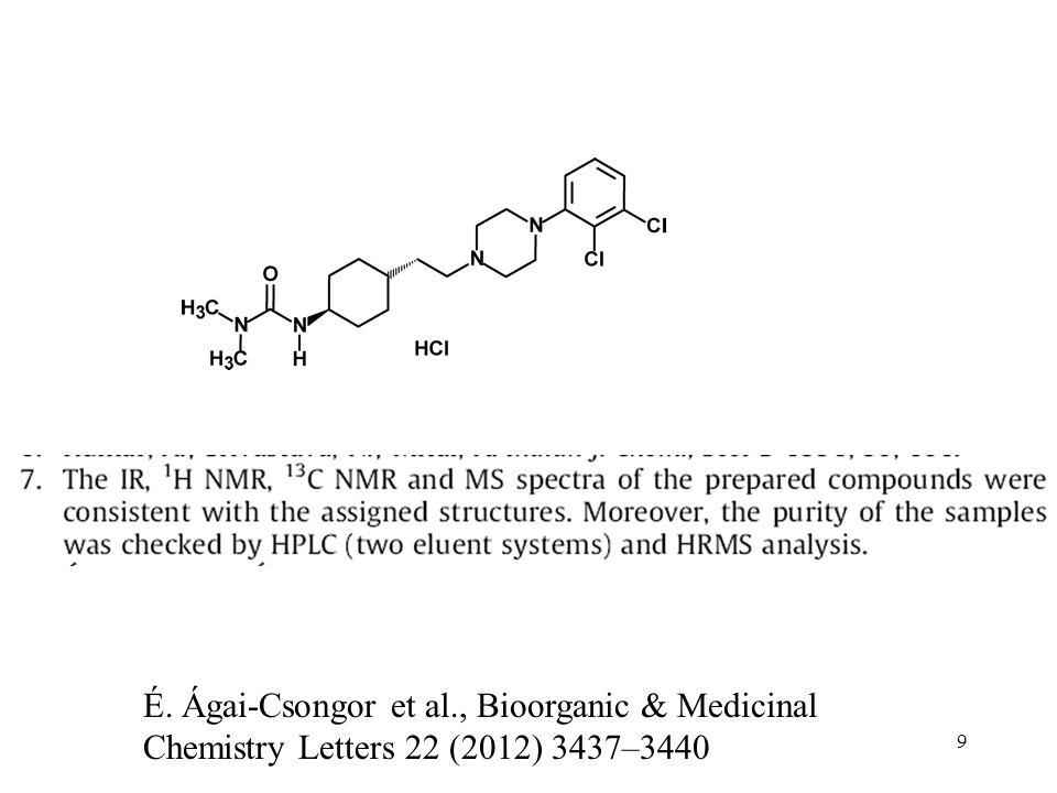 10 Gyógyszer-hatóanyag polimorf módosulatai Donepezil-hidroklorid Alzheimer-kór gyógyszer T.-J.