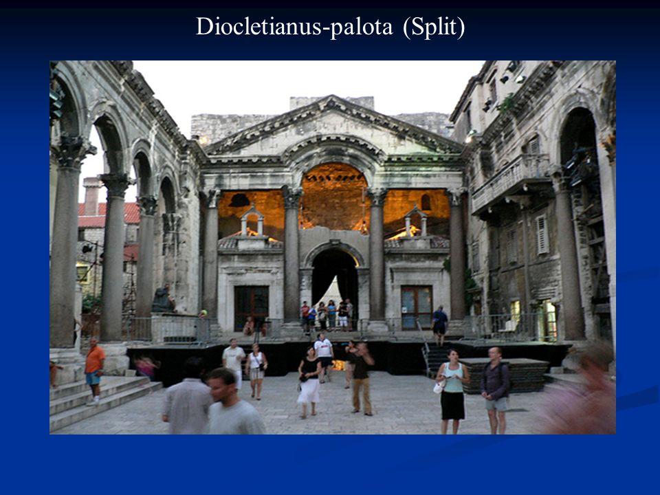 Diocletianus-palota (Split)
