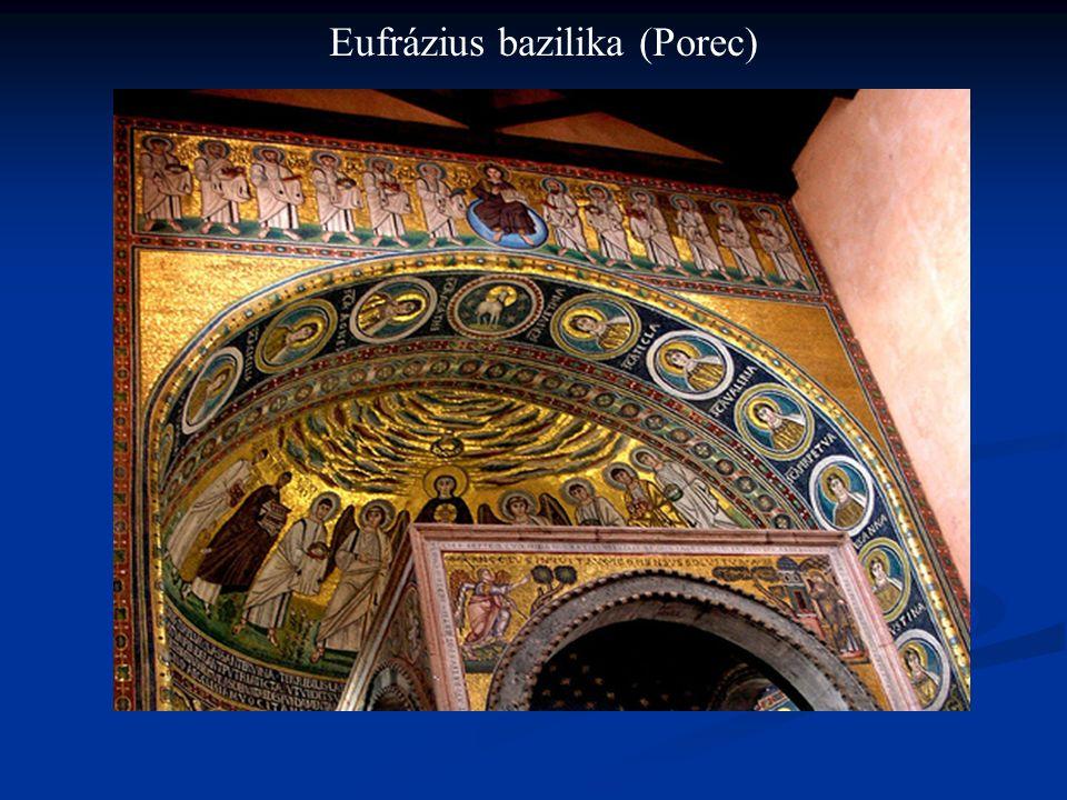 Eufrázius bazilika (Porec)