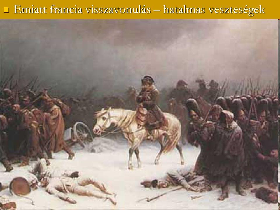 Emiatt francia visszavonulás – hatalmas veszteségek Emiatt francia visszavonulás – hatalmas veszteségek