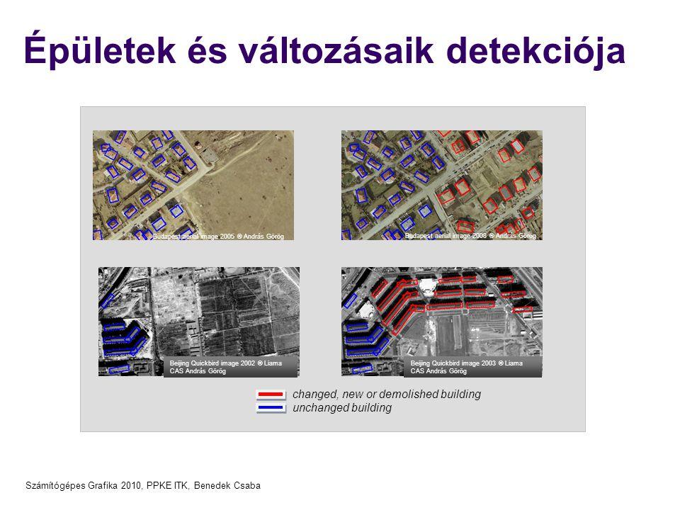 Számítógépes Grafika 2010, PPKE ITK, Benedek Csaba Mit NE várjunk el az OpenGL-től.