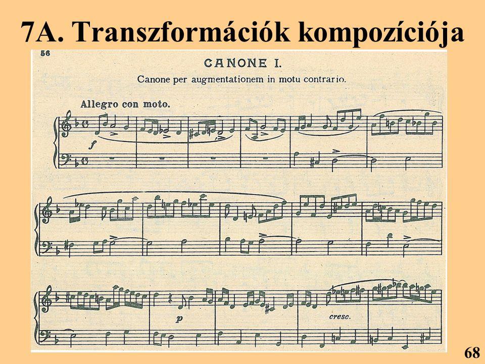7A. Transzformációk kompozíciója 68