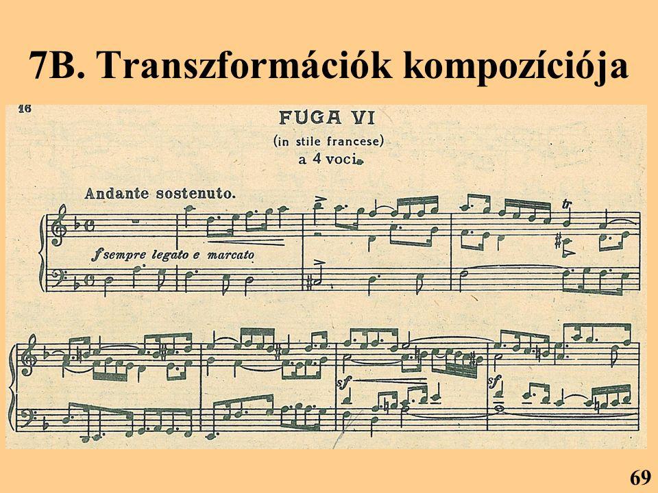 7B. Transzformációk kompozíciója 69