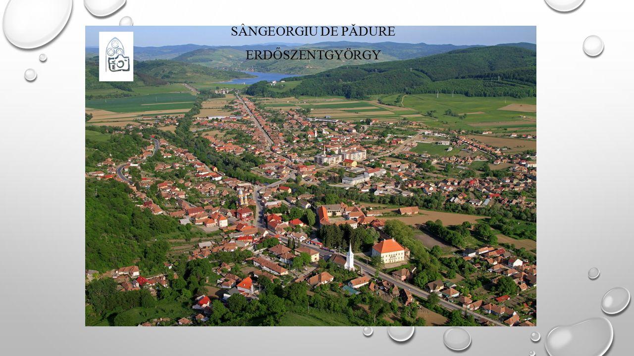 SÂNGEORGIU DE PĂDURE ERDŐSZENTGYÖRGY