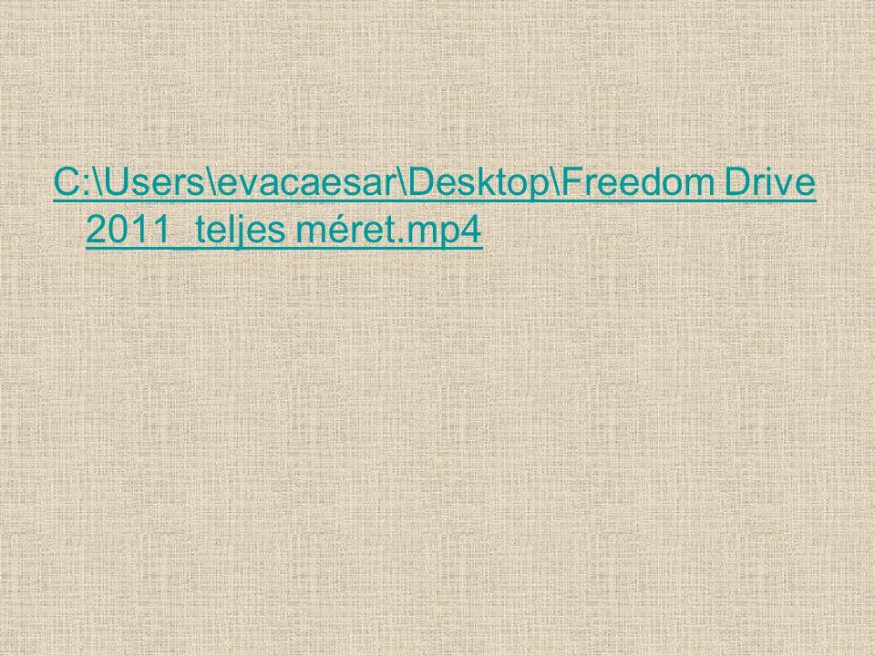 C:\Users\evacaesar\Desktop\Freedom Drive 2011_teljes méret.mp4