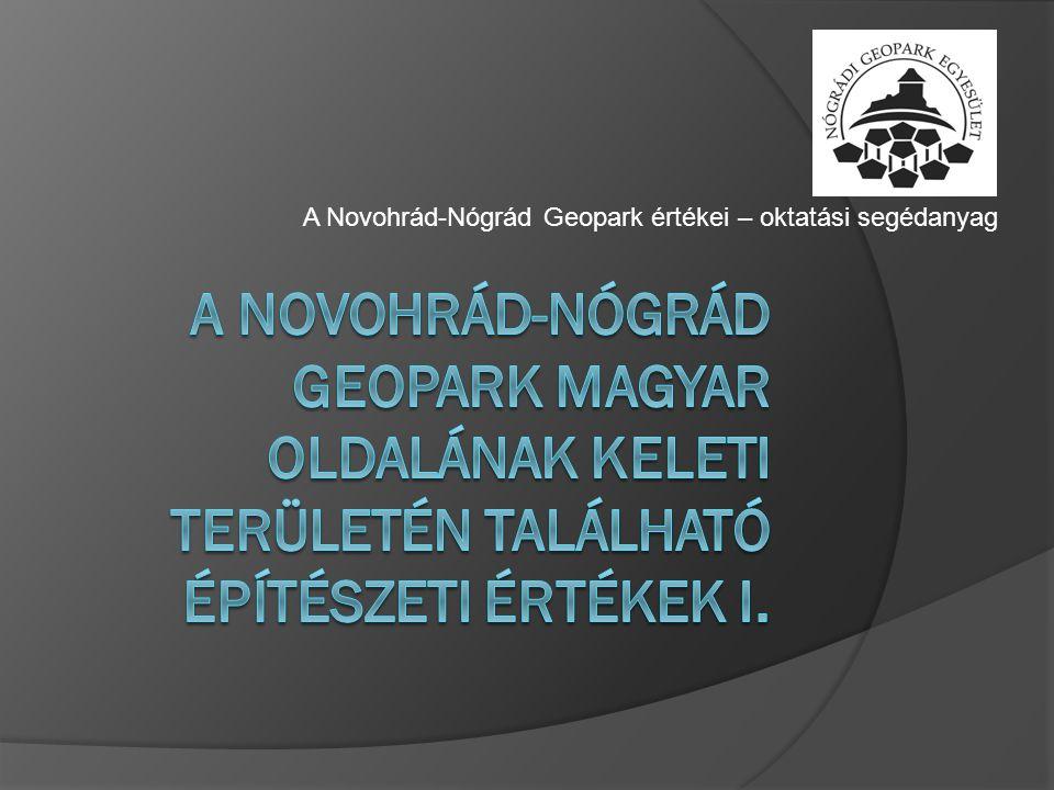 klasszicista stílus Az utolsó, nagyobb építészet Nógrád megyében a XIX.