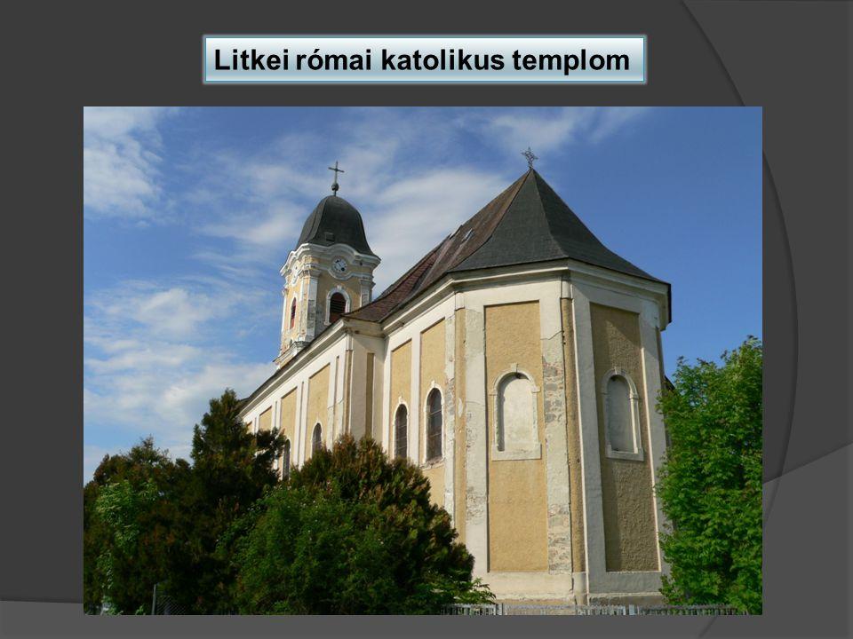 Litkei római katolikus templom
