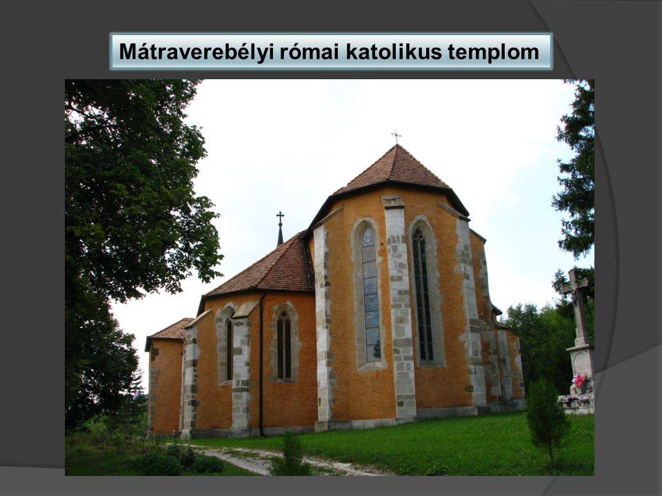 Tari római katolikus templom