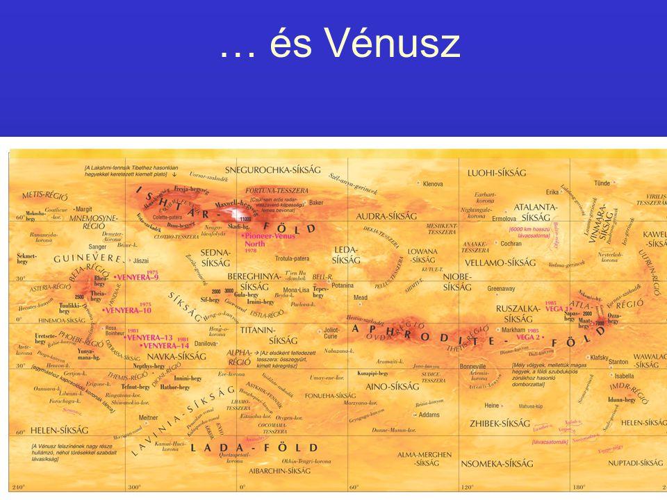 … és Vénusz