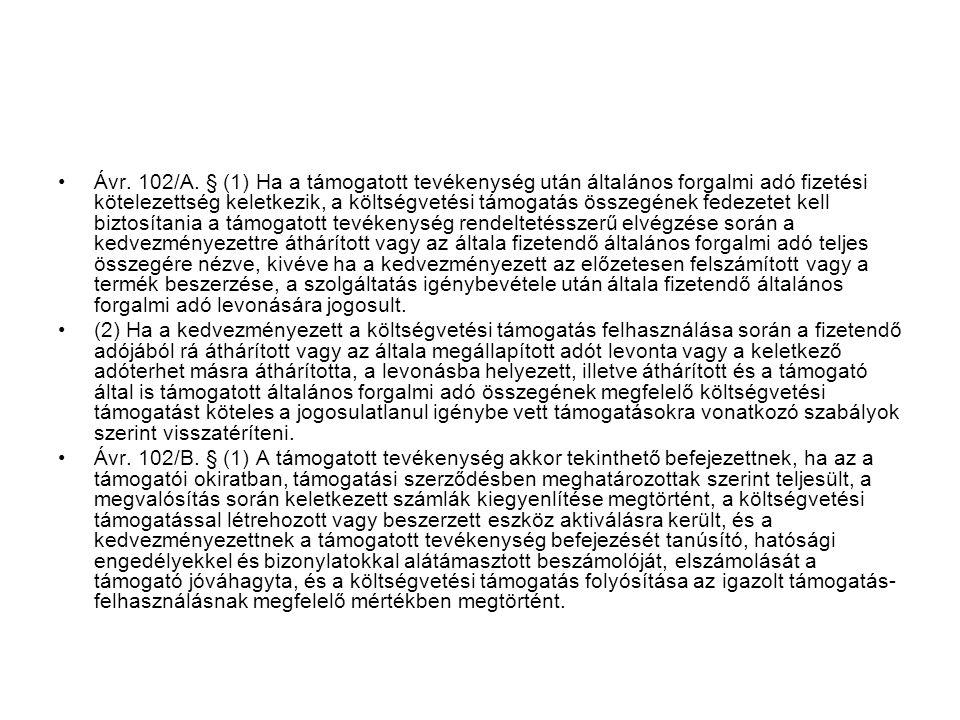 Ávr.102/A.