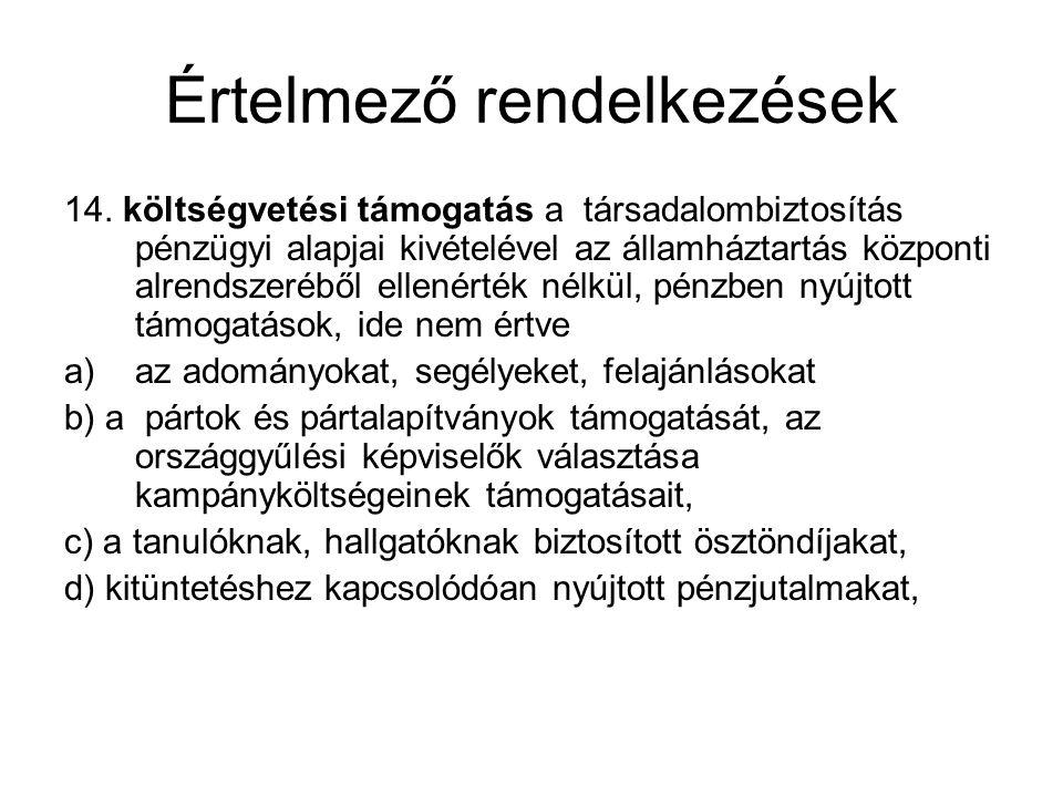 Személyi juttatások, illetményszámfejtés 3.
