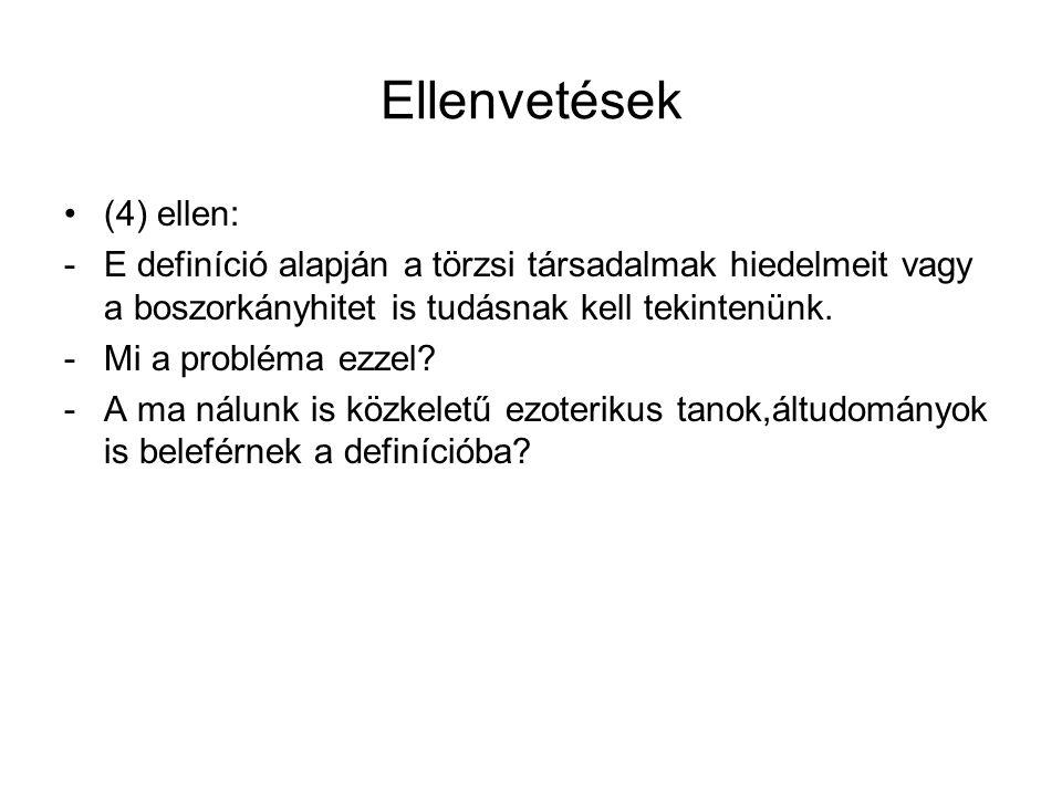 """Szkeptikus érvek a tudással kapcsolatban Az """"agyak a tartályban érv (H."""