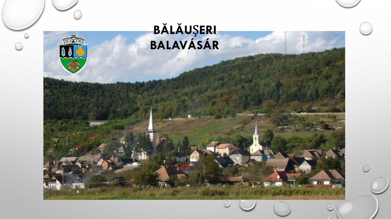 BĂLĂUERI BALAVÁSÁR