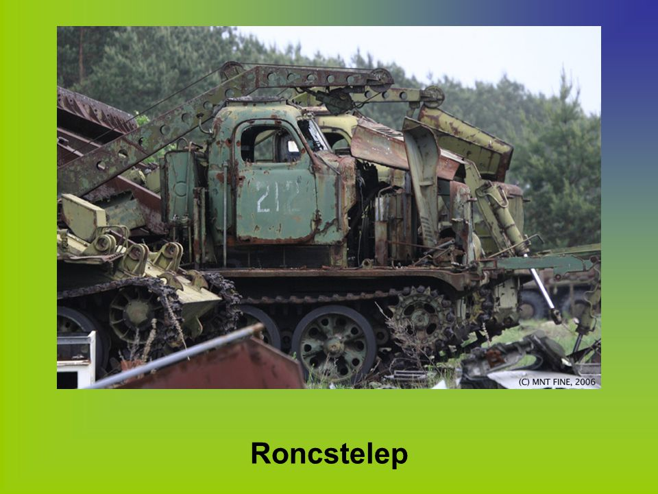 Roncstelep