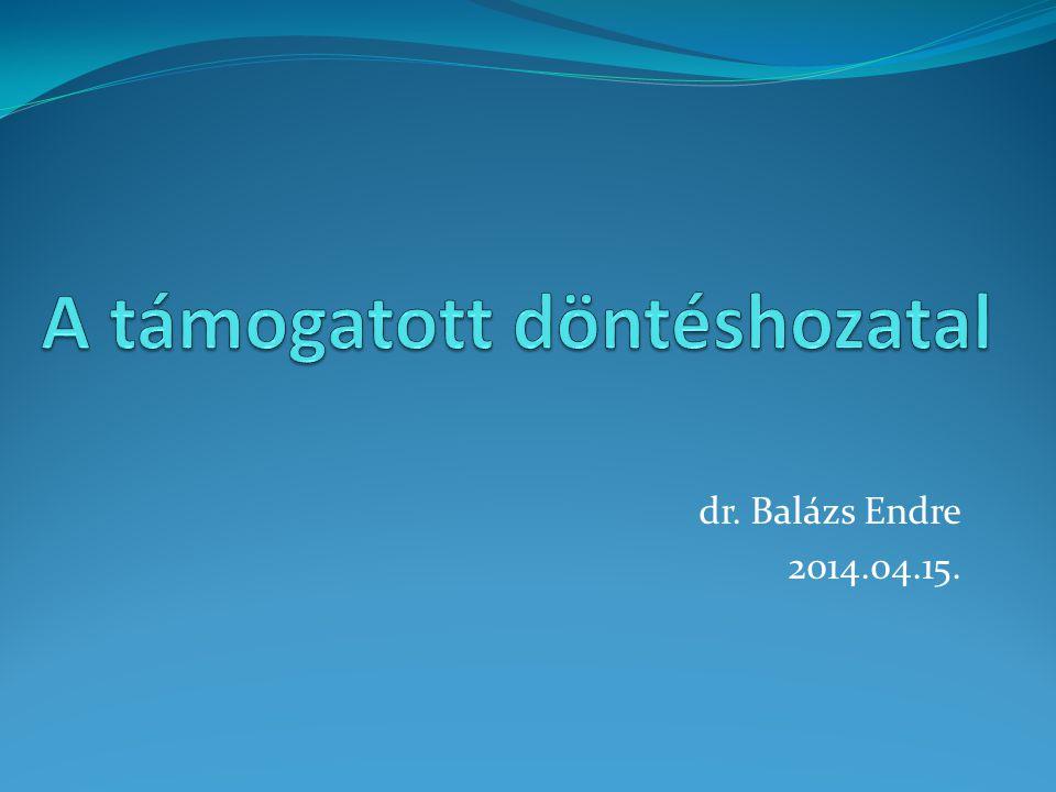dr. Balázs Endre 2014.04.15.