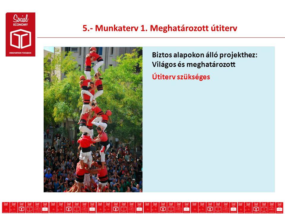 5.- Munkaterv 1.