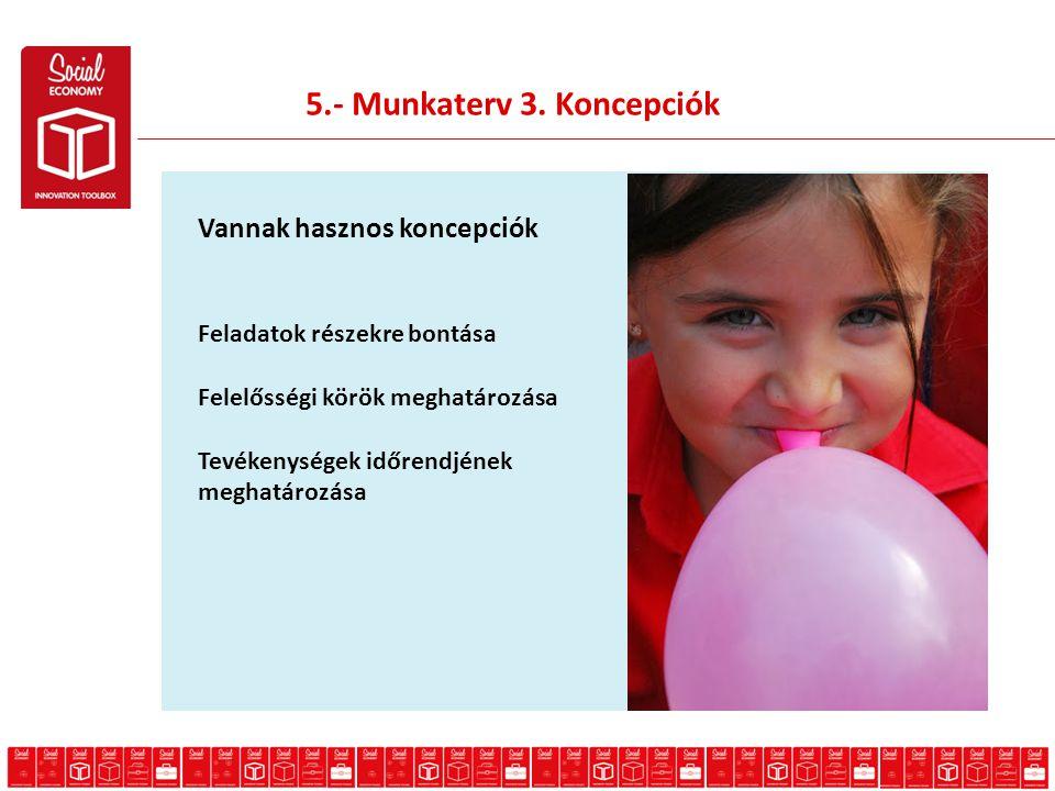 5.- Munkaterv 3.