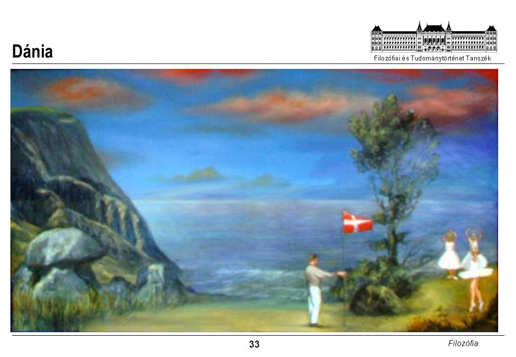 33 Filozófia Dánia