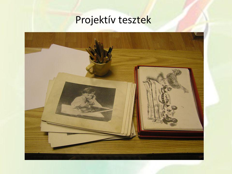 Projektív tesztek