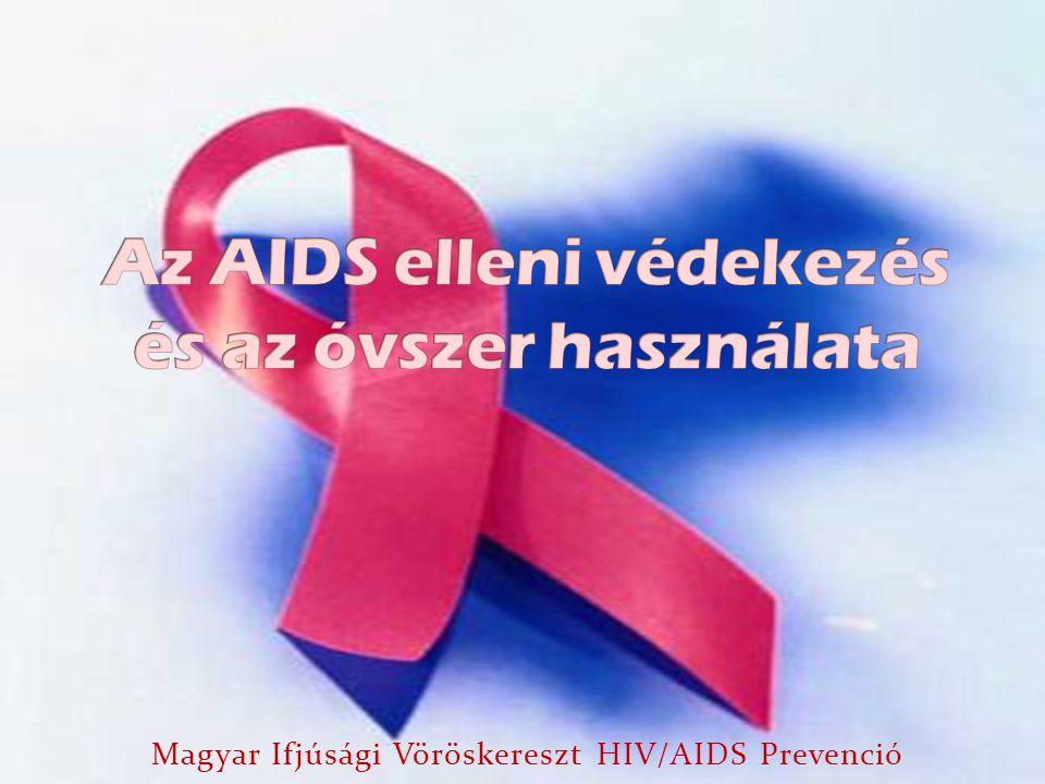 Magyar Ifjúsági Vöröskereszt HIV/AIDS Prevenció