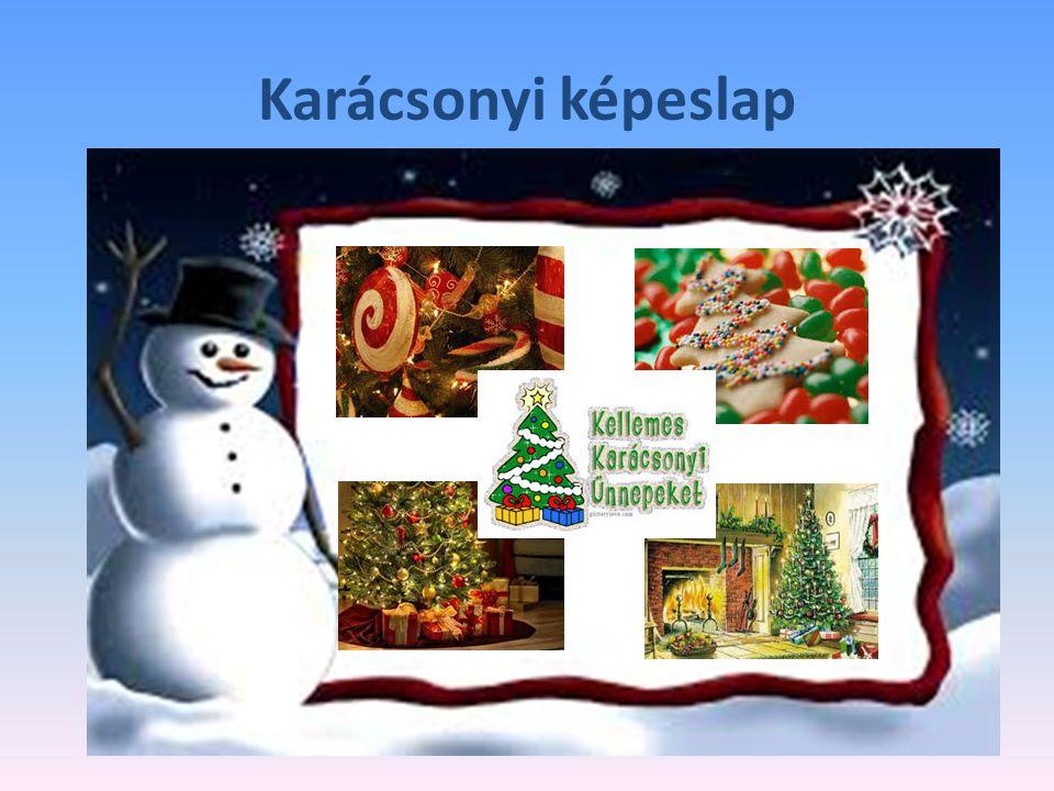 Karácsonyi versek K OSZTOLÁNYI D EZSŐ : Karácsony Ezüst esőben száll le a karácsony, a kályha zúg, a hóesés sűrű; a lámpafény aranylik a kalácson, a kocka pörög, gőzöl a tej sűrű.