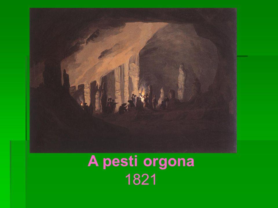A pesti orgona 1821