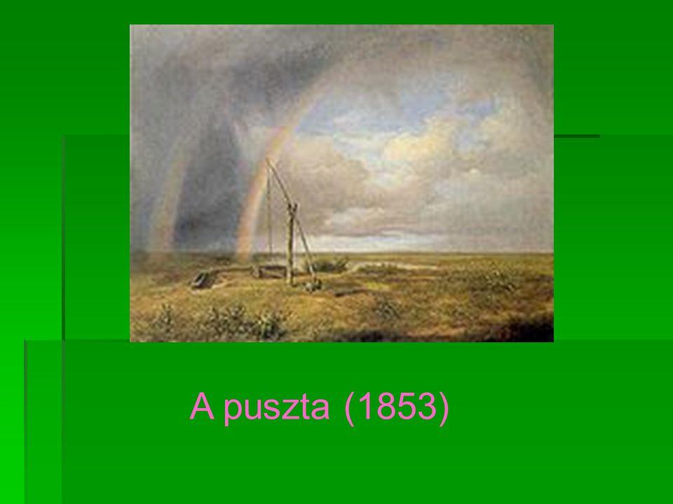 A puszta (1853)
