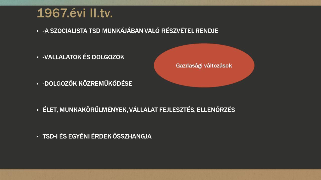 1967.évi II.tv.