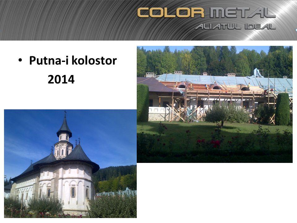 Putna-i kolostor 2014