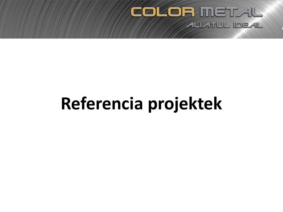 Referencia projektek