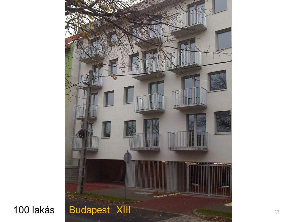 Constantin Jurca Épületenergetika gazdaságosan 12 100 lakás Budapest XIII