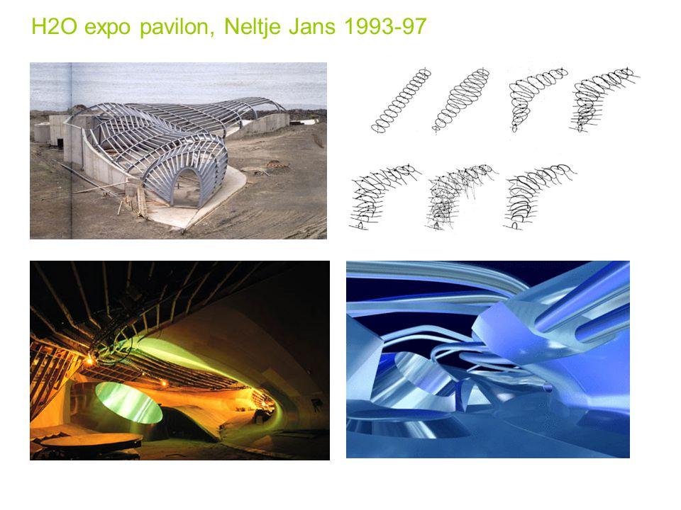 H2O expo pavilon, Neltje Jans 1993-97