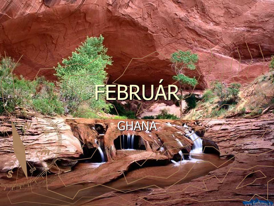 FEBRUÁR GHANA