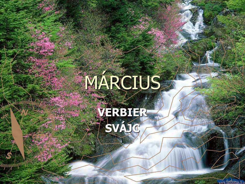 MÁRCIUS VERBIERSVÁJC