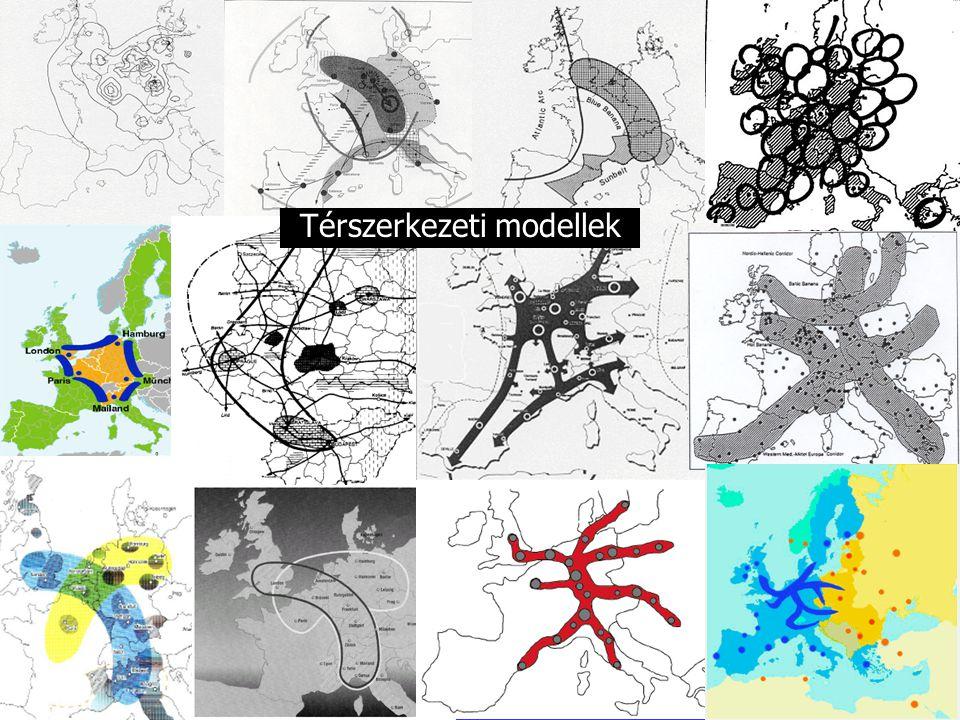 Térszerkezeti modellek