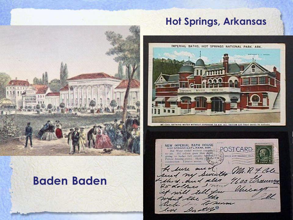 Baden Hot Springs, Arkansas