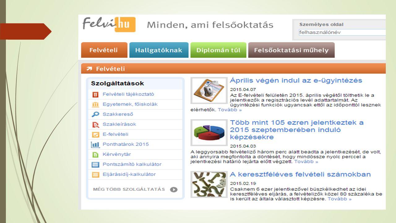 http://www.felvi.hu/felveteli/ponthatarok_rangsorok/elmult_evek