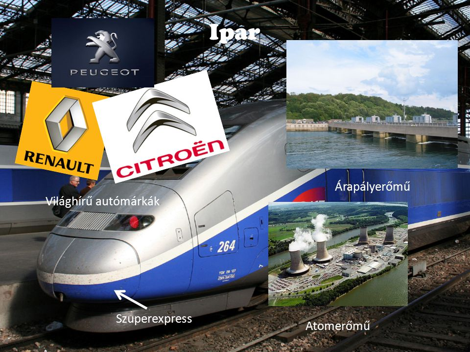 Ipar Világhírű autómárkák Szuperexpress Árapályerőmű Atomerőmű