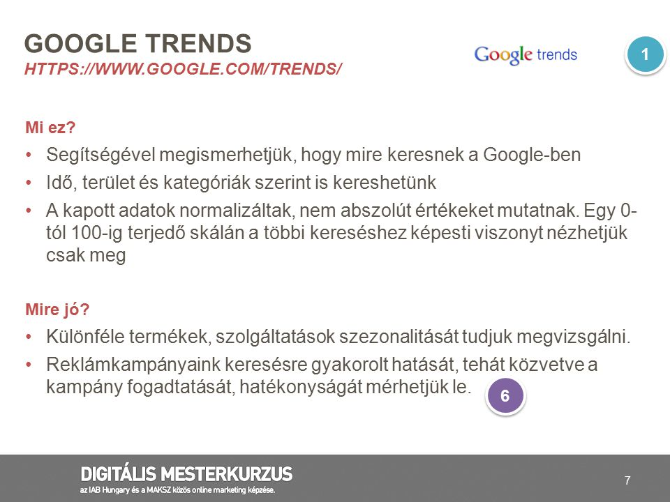 8 GOOGLE TRENDS HTTPS://WWW.GOOGLE.COM/TRENDS/ 1 1