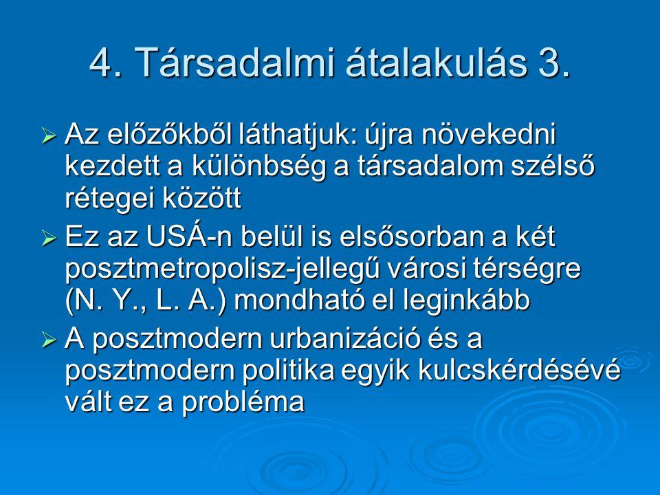 4. Társadalmi átalakulás 3.